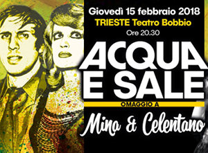 Acqua e Sale Tribute Show