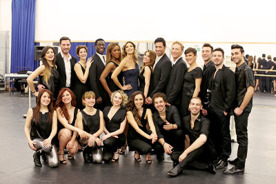 Il cast di The Best of Musical