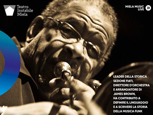 Fred Wesley in concerto