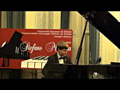 Dmitry Masleev al pianoforte