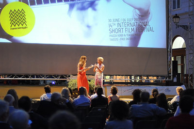 Inaugurazione del Maremetraggio International Short Film Festival