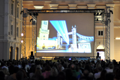 Pubblico del Maremetraggio International Short Film Festival