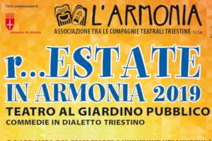 Teatro dialettale r...Estate in ARMONIA 2019