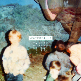 Copertina dell'album World in Yout Eyes, degli  Waterfalls